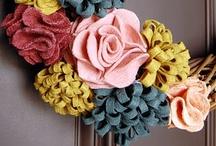 Crafts - Wreaths / by Cathy O'Brien