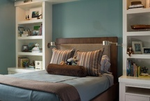 Future House - Bedrooms / by Cathy O'Brien
