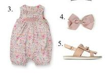 Little Spree Outfits / Stylish, affordable baby & children's clothes