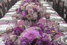 Tablescapes / It is so easy, creative and fun to decorate your table for any special occasion.  Anything goes. Here are some very creative ways to do it.  Thanks for all your pins.  / by Linda Lula