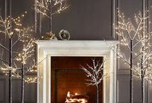 "Holiday Lighting / Nothing says ""Holiday Season"" like the twinkling of lights on a snowy background, or colorful string lights wrapped around a Christmas tree. Get inspired with us while we round up some of our favorite holiday lighting projects on Pinterest (and of course, the lights to make it happen!.) / by Pegasus Lighting"