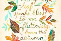 Autumn / All things autumn inspired. Photos and quotes with a fall theme.  / by Renae Meredith