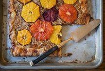 edible EATS: fall / Cauliflower, greens galore, okra, sweet potatoes: seasonal recipes for those breezy autumn days.