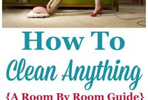 Cleaning Tricks & Tips