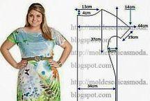 Model clothing