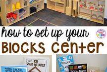 Block Center / by Linda Cardenas