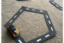 Transportation Classroom Activities / by Linda Cardenas