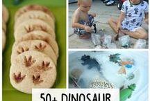 Dinosaur Classroom Activities / by Linda Cardenas