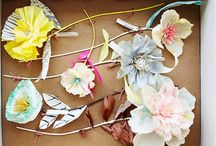 Arts & Crafts / A scrappy collection