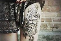 Tattoos / by Shalina Kell