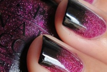 It's All About the Nails... / Indulging my love/obsession with nail designs and products. / by Melissa Boyd