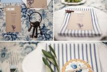 Table top / Setting a beautiful table... Ideas, tips and tricks for entertaining in style.