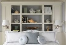 Builtins to love / Beautiful built-ins elevate a space, they add elegance and form.
