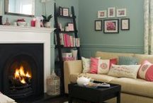 Inspiring Designs / Interior design ideas and other textiles. / by Kathleen Clatworthy