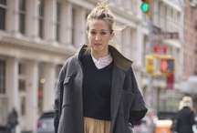 Catwalk to Blogwalk / Our favorite street looks for today from bloggers and real women to inspire you and your wardrobe... / by Agorique