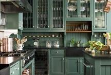 Home Decor - Kitchen... / by Melissa Boyd