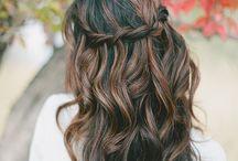 Hair Styles / by Stephanie Hermus