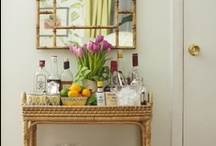 bar cart / by Kathleen