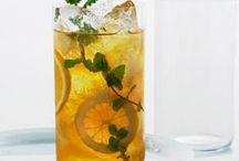 Summertime Teas / Stay cool this summer with our selection Davidson's Organics iced teas, seasonal flavors and our favorite summertime recipes.