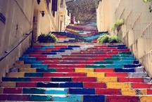 Style and the City / Beautiful places around the world to inspire you. / by Agorique