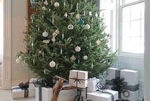 Christmas decorating ideas / Pins to get inspired for Holiday decorating...