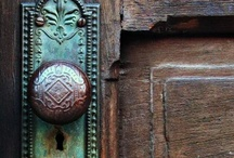 Doors and Entryways... / by Melissa Boyd