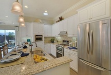 Kitchens to Entertain / At Del Webb, we know the ability to entertain friends and family is very important. This is why we have implemented Inspired Designs to assist in all your needs and wants, making loving your life to the fullest an easy task!