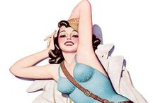 All things pinup / by Ilse Appel
