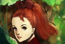 Studio Ghibli / by OtakuForChrist
