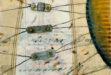 Art Journal, Collage and Mixed Media...