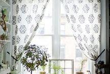 Home Decor - Window Treatments... / by Melissa Boyd