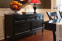 Home {Furniture Redo's} / by Patricia Brannan