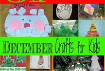 Holiday {School Project} / by Patricia Brannan