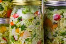 Fermented Food Recipes / by Emily Ayers