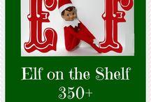 Elf on the Shelf ♥