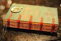 Bindery... / Handmade artist books and art journals.
