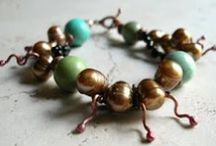 Jewels I make...