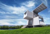 Off-The-Grid Building