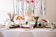 PARTY Ideas / by Alison Faulkner