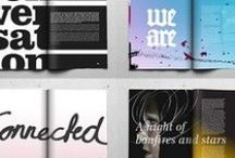 Graphic Design + Stuff / Graphic design, brochures and stationery etc.