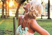 Style  / Clothing I love  / by Brenna Dawson