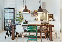 Kitchens & Eating Space / by ullissh