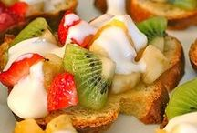 Snacks, Dips, Etc., Etc. / by Jenna Ballmer