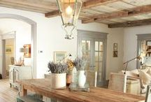 french farmhouse / design and decor / by jan lefevre