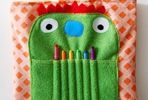 Kid crafts / Crafts to make for kids and with kids. / by Lashara Hutchison