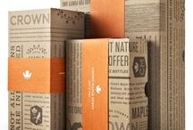 DESIGN : packaging / by Crystian Cruz