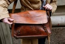 Leather // Bag - Satchel