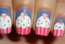 Nails I love! / by Ms Scarlett Makeup and Hair Artist/Funny Bunny Entertainment