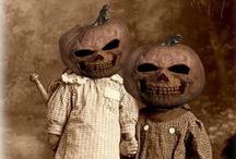 Halloween / by LilliAnne Gress