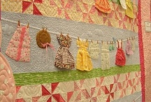 Quilted Clothes Blocks / by Eileen McNabb